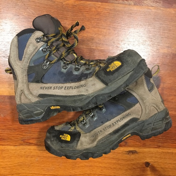 97209b4d350 The North Face Hiking Boots size 10
